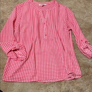 3 women's studio Works Blouses all new size PL